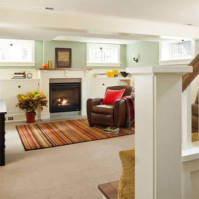 Basement Design - Basement Remodeling Sun Valley, California